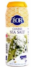 Lior Sea Salt Coarse 17.6 oz.