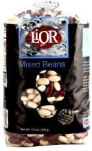 Lior Mixed Beans 500 g