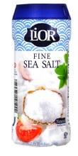 Lior Sea Salt Fine 8.8 oz