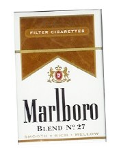 Marlboro Blend 27's