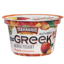 Mehadrin Greek Peach 6 oz