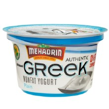 Mehadrin Greek Plain 6 oz