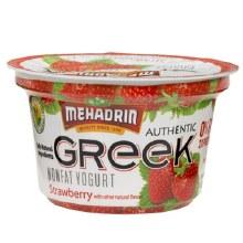 Mehadrin Greek Strawberry 6 oz
