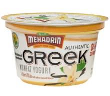 Mehadrin Greek Vanilla 32 oz