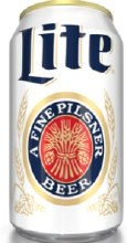 Miller  Lite  Can 24 oz