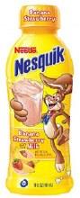 Nesquik Strawberry Banana 14 oz