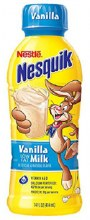 Nesquik Vanilla 14 oz