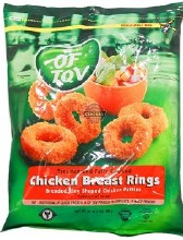 Of Tov Chicken Rings 32 oz