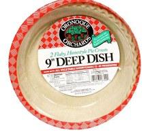 """Oronoque 9"""" Pie Crust 16 oz"""