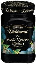 Dickinsons Blueberry 10 oz
