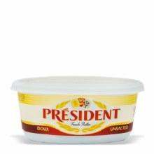 President Butter 250g Tab