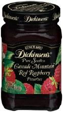 Dickinsons Red Raspberry 10 oz