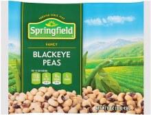 Springfield Blackeye Peas 16 oz