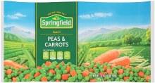 Springfield Peas & Carrots 32 oz
