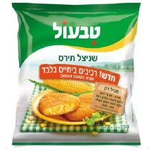 Tivall Corn Schnitzel 26.5 oz