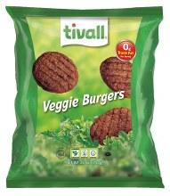 Tivall Veggie Burgers 26.5 oz