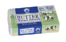 Tnuva Unsalted Butter 3.5 oz