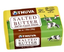 Tnuva Salted  Butter 7.05 oz