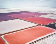 David Burdeny, Saltern Study 03, Great Salt Lake