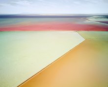 David Burdeny, Saltern Study 01, Great Salt Lake
