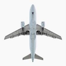 Jeffrey Milstein, Air Canada Airbus A319, 2007 ID 19759 Edition 2/12
