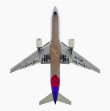 Jeffrey Milstein, Asiana Boeing 777-200, 2012 ID 19479 Edition 2/12