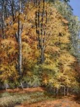 Lynne Schumacher, Blowing Leaves