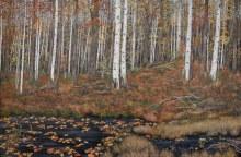 Lynne Schumacher, Autumn Foliage, Hockley Valley