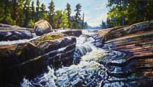Ryan Sobkovich, Thundering Falls
