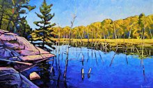 Ryan Sobkovich; Captivating Reflections, Muskoka