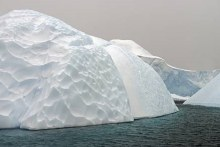 Arnold Zageris, Iceberg Variation #3