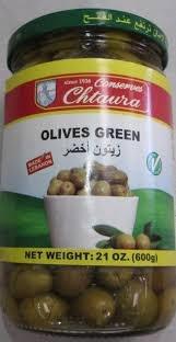 Chtaura Green Olives