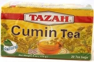 Tazah Cumin Tea Bags