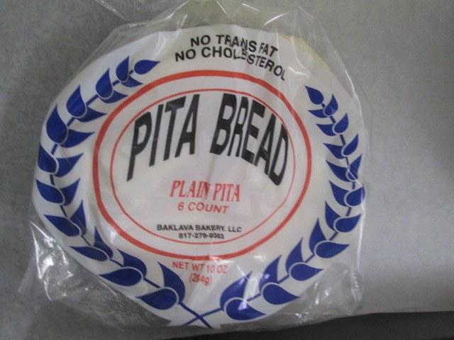 Bread Thin Small 6 Count