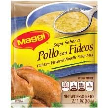 Maggi Chicken Noodle Soup Mix