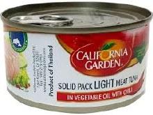 Calfornia Garden Tuna
