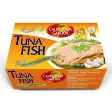 California Garden Tuna Slices