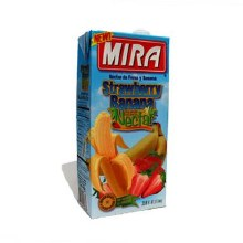 Mira Strawberry Banana Nectar