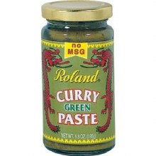 Roland Curry Green Paste