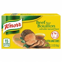Knorr Beef Bouillons
