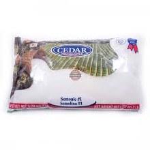 Cedar Phoenicia Semolina #1