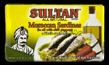 Sultan Sardines