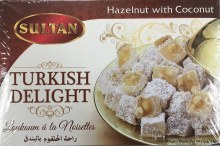 Sultan Turkish Delight