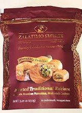 Zalatimo Sweets Assorted Trad