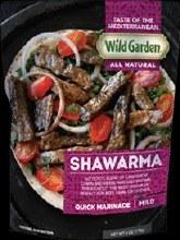 Wild Garden Beef Shawarma
