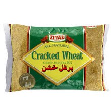 Ziyad Cracked Wheat #3 Coarse