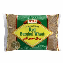 Ziyad Red Burghul Wheat