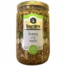 Buram Honey With Nuts