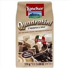 Loacker Quadratini Cappucino