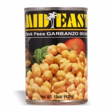 M.E. Chick Peas Garbanzo Beans